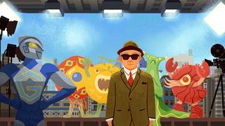 Illustration for article titled Google Celebrates Tokusatsu