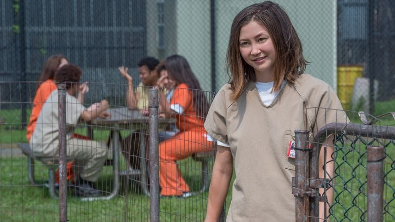Illustration for article titled Fictions fracture OITNB's Litchfield, in more ways than one