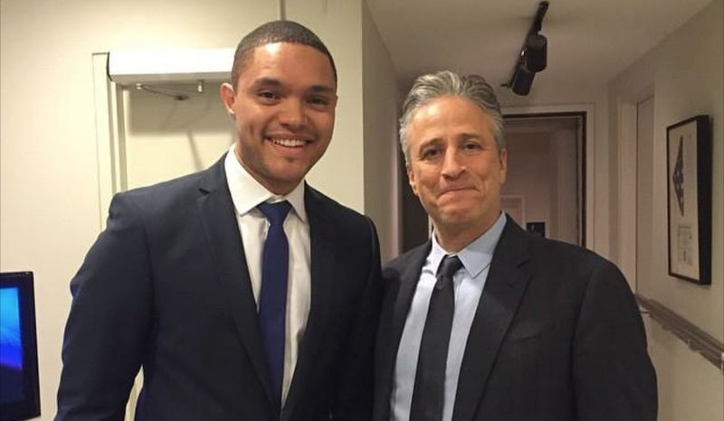 Illustration for article titled Trevor Noah Is Taking Over for Jon Stewart at The Daily Show