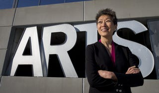 Jane Chu, head of the National Endowment for the Arts (Keith Myers/Kansas City Star/MCT via Getty Images)