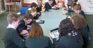 Illustration for article titled Private School Hands out 105 iPads to Pupils