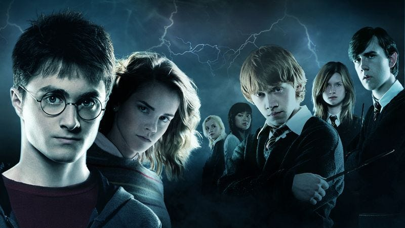 Illustration for article titled An Oral History Of The 'Harry Potter' Movies