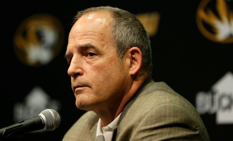 Illustration for article titled Missouri Football Coach Gary Pinkel Announces Resignation