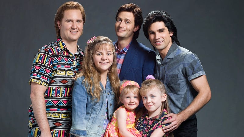Illustration for article titled Here Is Your Open Thread for The Unauthorized Full House Story