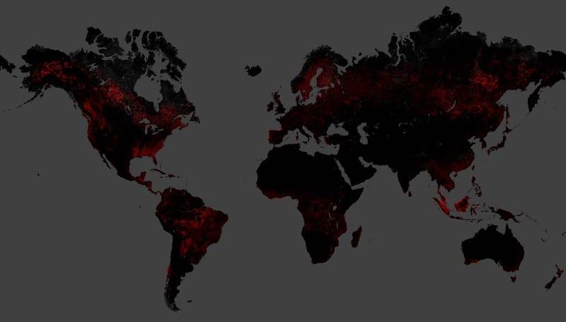 Illustration for article titled Global Forest Change, 2000-2013