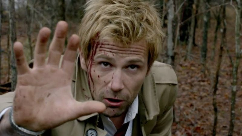 Illustration for article titled NBC is stopping production on Constantine