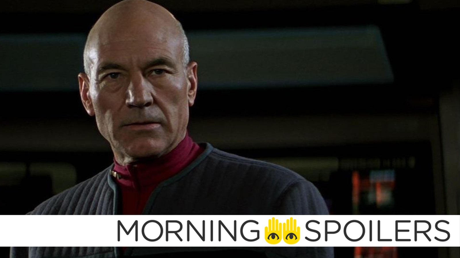 More Rumors About Patrick Stewart's Potential Return to Star Trek