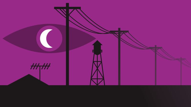 Illustration for article titled Welcome To Night Vale creators launch spooky new podcast, spookier podcasting platform