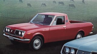 Illustration for article titled We Had No Idea Toyota Built A Coronamino But Now We Need One