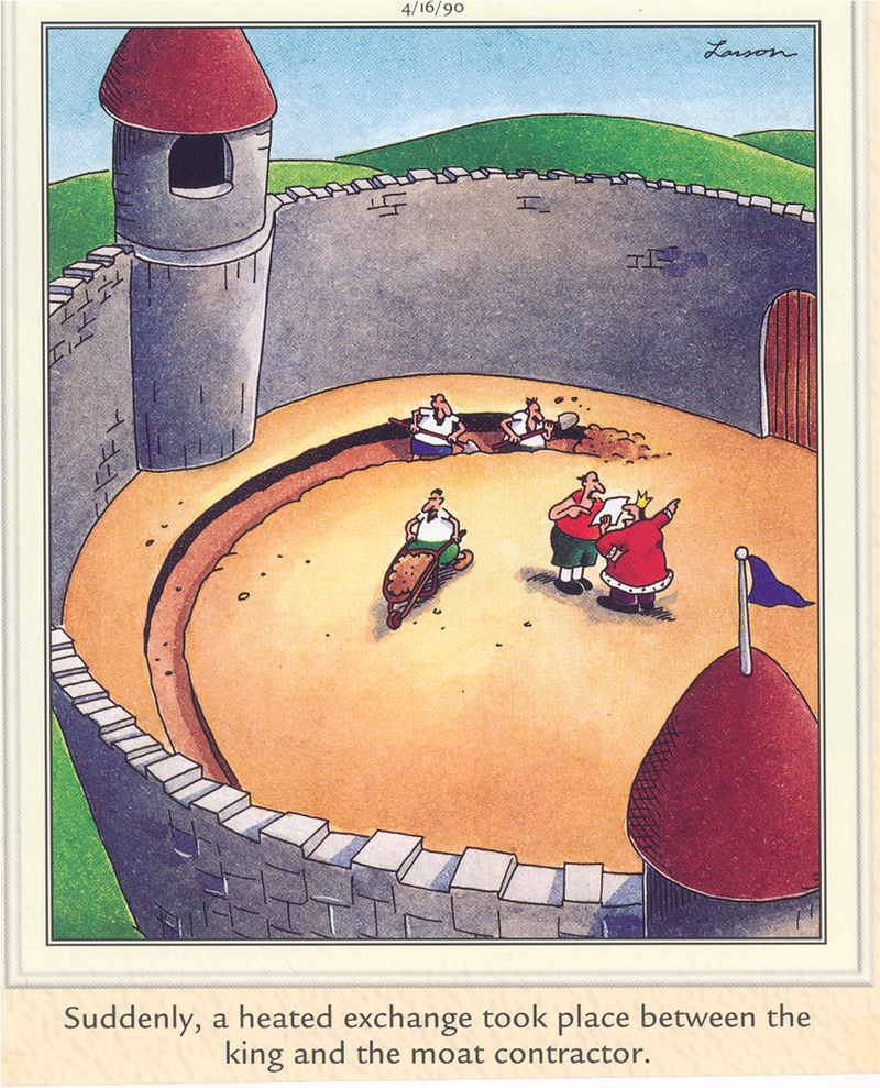 Illustration for article titled Far Side Post With Absolutely No Ulterior Motives