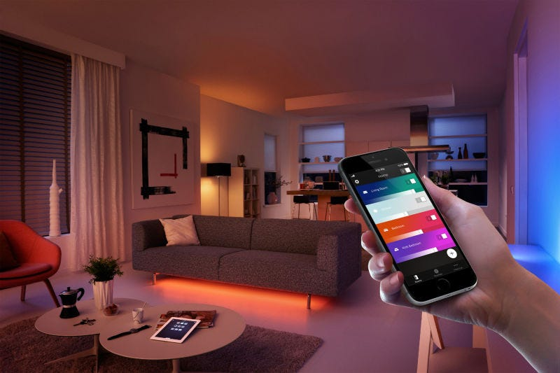 Philips Hue Second Generation Starter Kit, $120