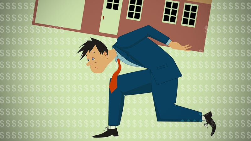Illustration for article titled How to Dig Yourself Out After a Foreclosure