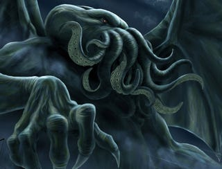 "Illustration for article titled At last, science explains the physics in ""Call of Cthulhu"""