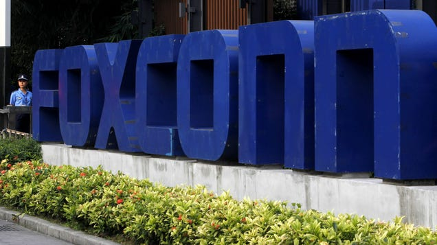Foxconn: So, About That Factory in Wisconsin You Offered Us $4 Billion in Incentives to Build