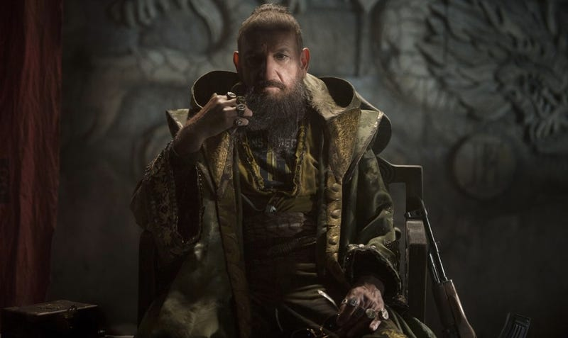 Illustration for article titled Return of the Mandarin? Ben Kingsley says he's reuniting with Marvel
