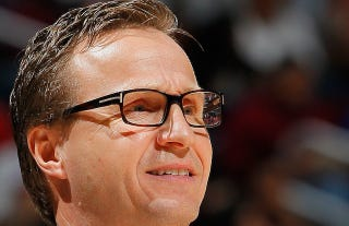 Illustration for article titled Report: The Thunder Aren't Sure About Keeping Scott Brooks