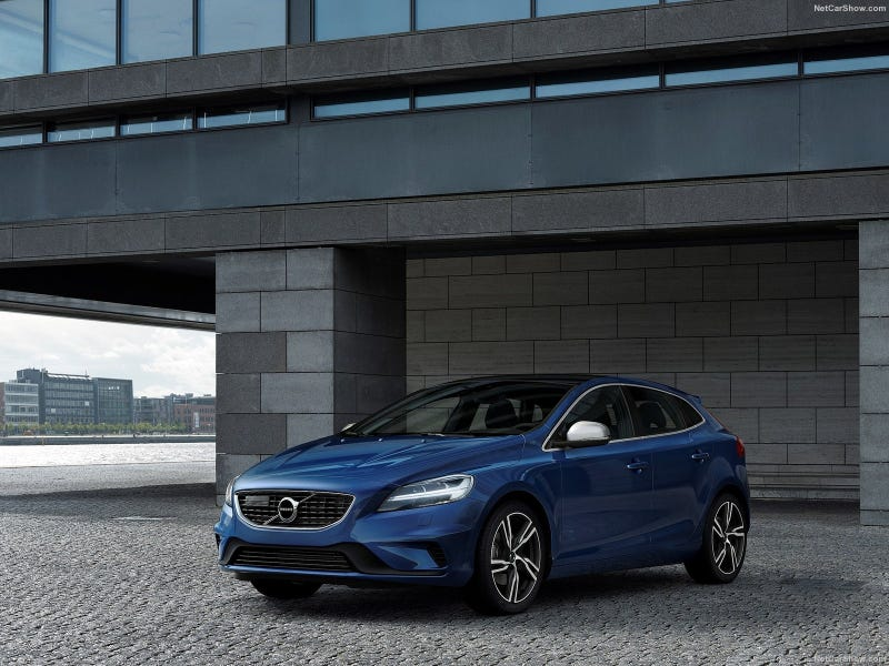 Illustration for article titled Volvo V40