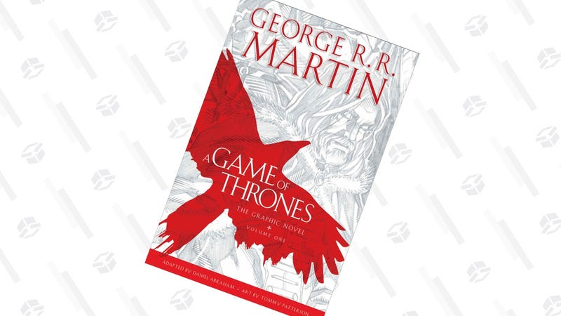 A Game of Thrones: The Graphic Novel (Volume 1) [Kindle] | $2 | Amazon