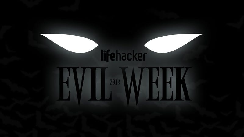 Illustration for article titled Welcome to Lifehacker's Fourth Annual Evil Week
