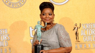 Illustration for article titled Octavia Spencer Fires Back Against the Media Who Won't Shut Up About Her Weight