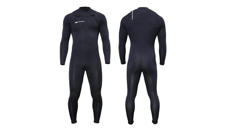 Illustration for article titled This Custom-Fitted Wetsuit Is the Future of Sports Gear