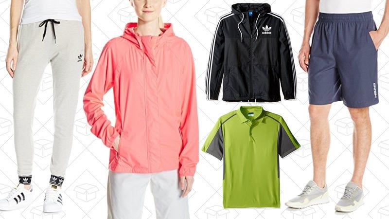 Hasta un 50% de descuento en ropa deportiva