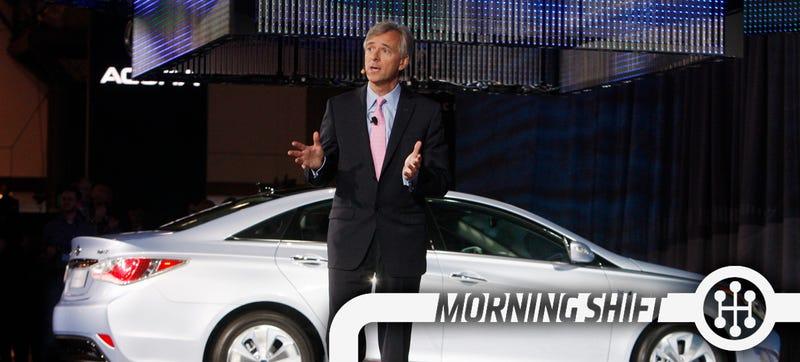 Illustration for article titled Ex-Hyundai USA CEO John Krafcik To Lead Google's Driverless Car Program