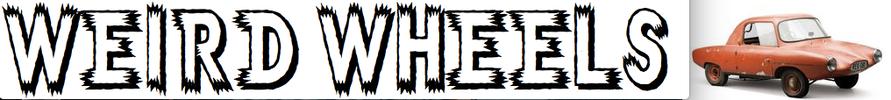 Weird Wheels logo