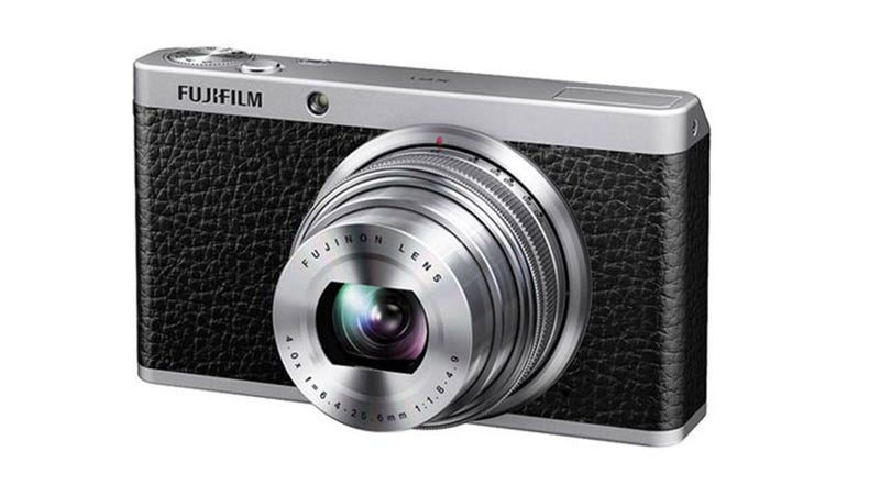 Illustration for article titled Another FujiFilm Retro Beauty Leaks (This Time Pocket-Sized)