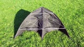 Make a Kite out of an Old Umbrella