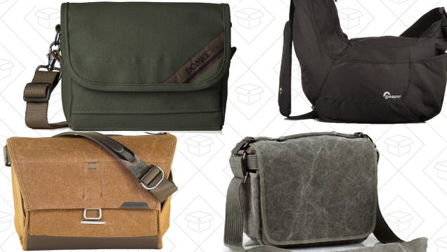 These Are Your Four Favorite Camera Bags