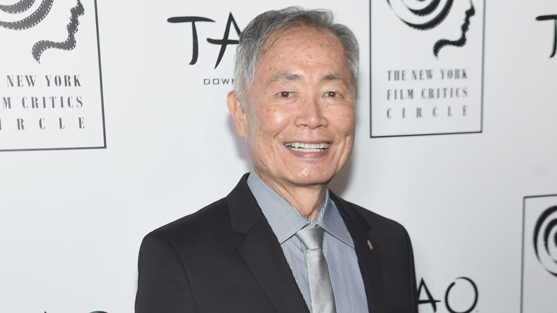 Illustration for article titled George Takei joins The Terror's internment camp season on AMC