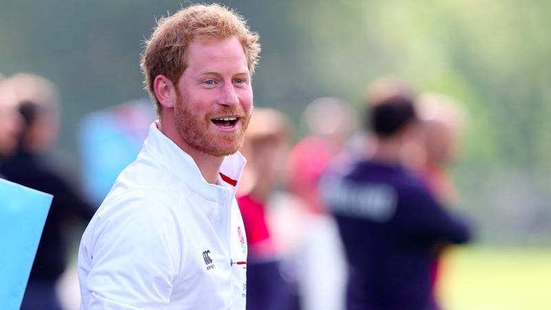 Illustration for article titled Prince Harry's Beard Is Back and It's Beautiful