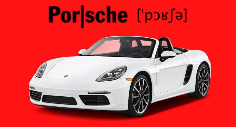 Illustration for article titled Porsche ha tenido que hacer un vídeo de 15 segundos para que por fin pronuncies bien su nombre