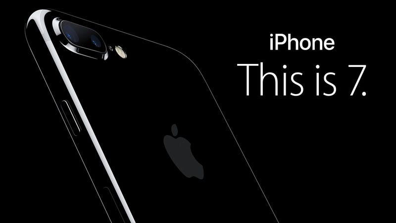 Apple Introduces iPhone 7 & iPhone 7 Plus