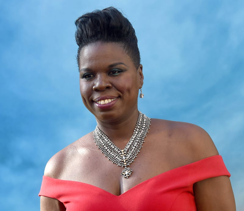 Leslie Jones arrives at the premiere of Ghostbusters at the TCL Chinese Theatre in Hollywood, Calif., on July 9, 2016.Gregg DeGuire/WireImage