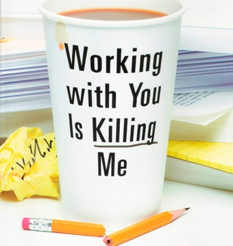 """Illustration for article titled Stop Dreaming About Killing Your Boss (or How to """"Manage Up"""" for a Happier Workplace)"""