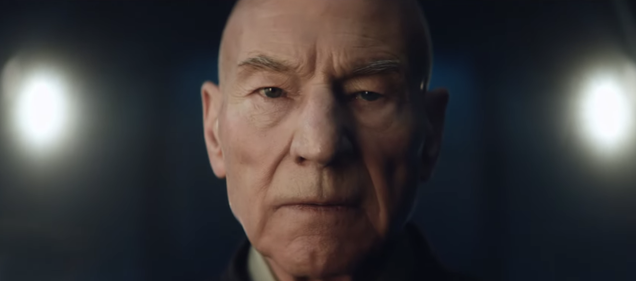 Star Trek: Picard s First Teaser Hints at Jean-Luc s Tragic Place in Starfleet History [Updated]