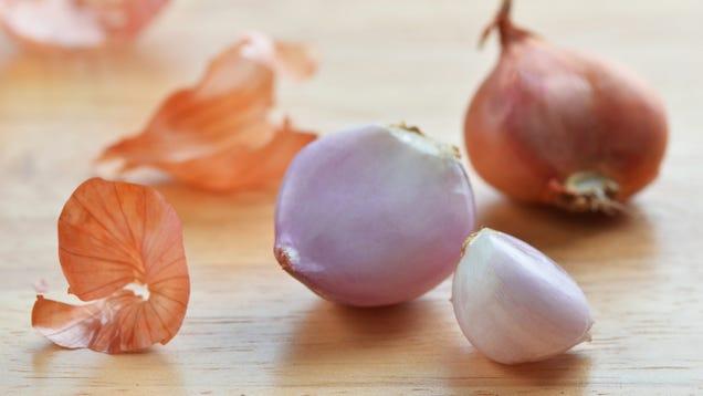 Shallots Are the Perfect Single-Person Onion Alternative