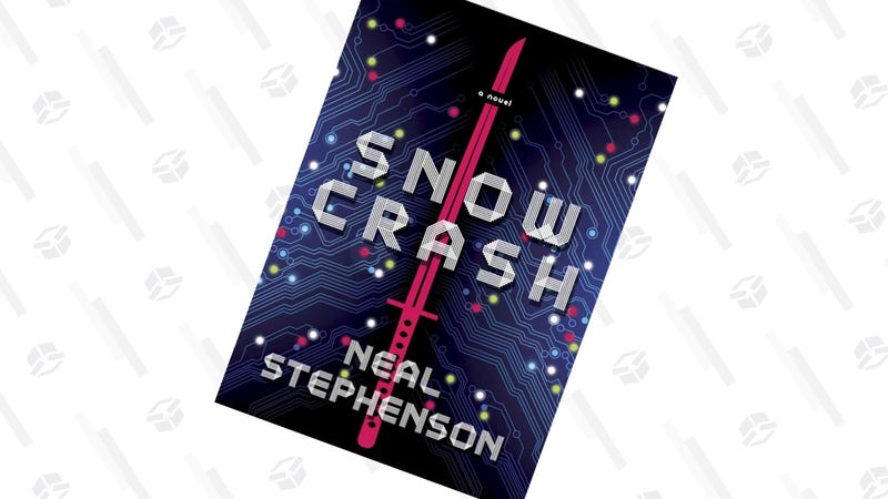 Snow Crash [Kindle] | $2 | Amazon