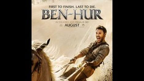 The New Ben Hur Gets Better And Bolder As It Races To The Finish Line