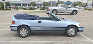 Illustration for article titled For $4,450, This 1989 Honda CRX Flips Its Lid