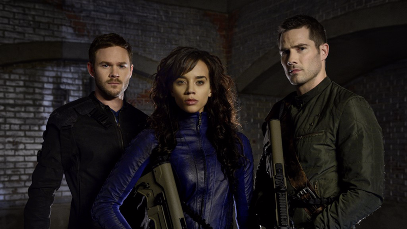 Killjoys renewed for two more seasons at Syfy