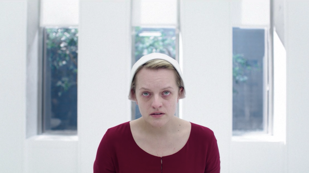 The Handmaid's Tale ends a terrible story arc with a bottle episode and a power ballad