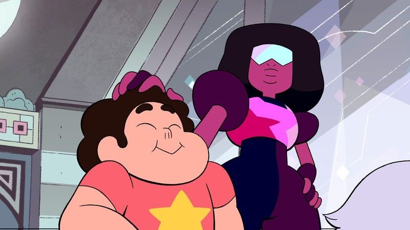 "Illustration for article titled Steven Universe: ""Keeping It Together"""