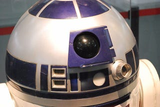 Illustration for article titled So, why couldn't R2D2 speak English, anyway?
