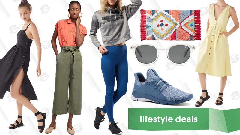 Illustration for article titled Monday's Best Lifestyle Deals: Urban Outfitters, Quay, Reebok, Anthropologie, and More