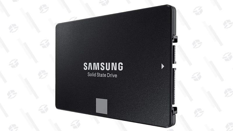 Samsung 860 EVO 500GB SSD | $69 | Amazon