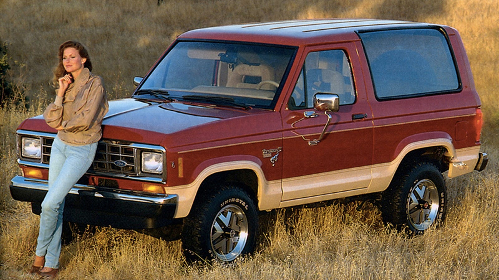 Will the ford bronco ii ever get a chance to be cool