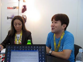 Illustration for article titled Capcom Talks Outside Street Fighter IV Co-Developer